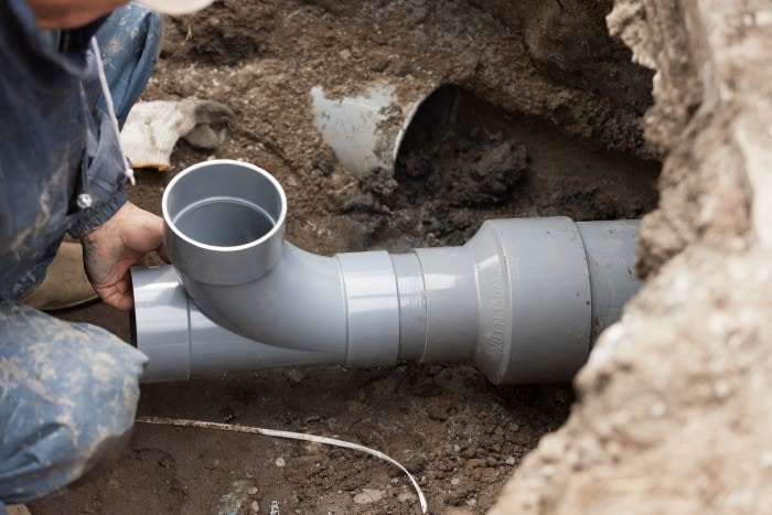 Houston Plumbing Sewer Drain Repair